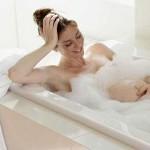 Ванна при беременности на ранних сроках