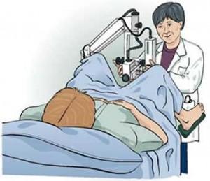 Осмотр гинеколога на раннем сроке