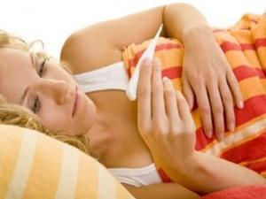 базальная температура на ранних сроках беременности