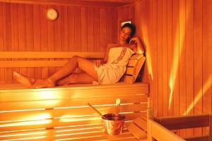 Отдых в сауне для беременных