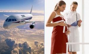 Чем грозит перелет на самолете беременной