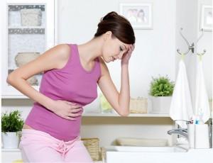 Почему у беременной болят яичники