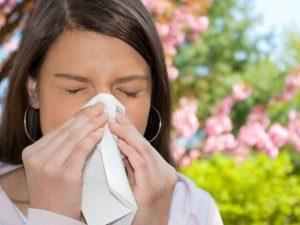 Аллергия на ранних сроках беременности