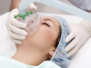 Анестезия на ранних сроках беременности