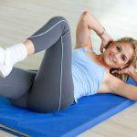 Занятия гимнастикой после родов для укрепления мышц живота