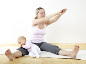 Когда можно начать заниматься спортом после родов
