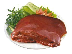 Блюда из говяжьей печени при грудном вскармливании