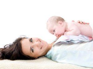 Значение психологического настроя после родов для похудения