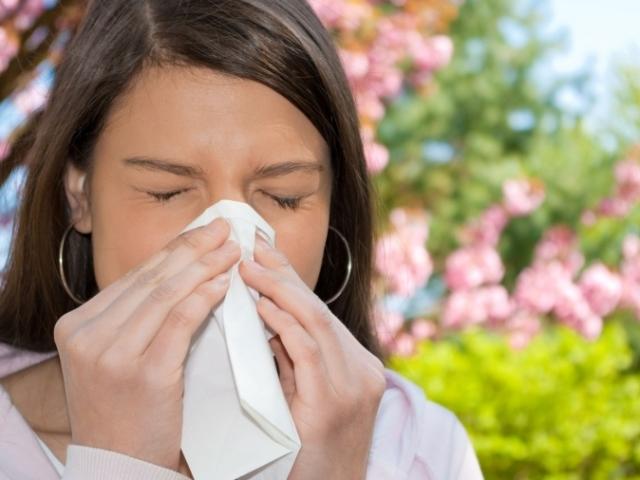 Аллергия после родов