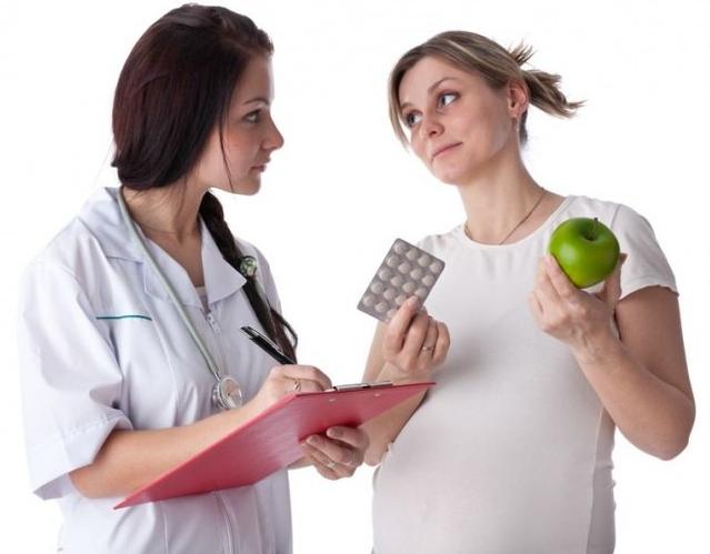 Гемоглобин на ранних сроках беременности