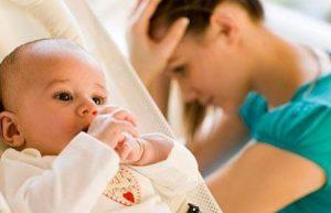 понос после родов
