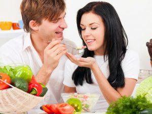 Питание при планировании беременности для женщин