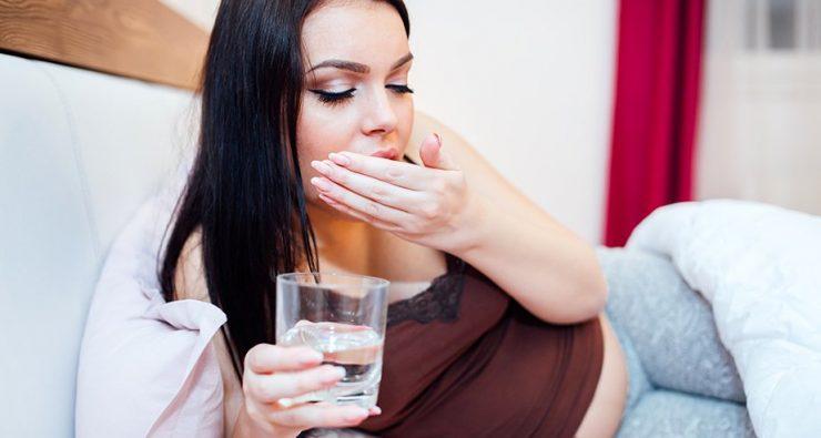 Дискинезия при беременности
