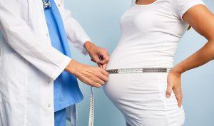Опущение живота при беременности