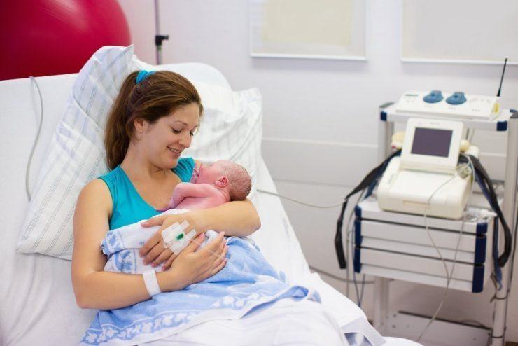 второй период родов