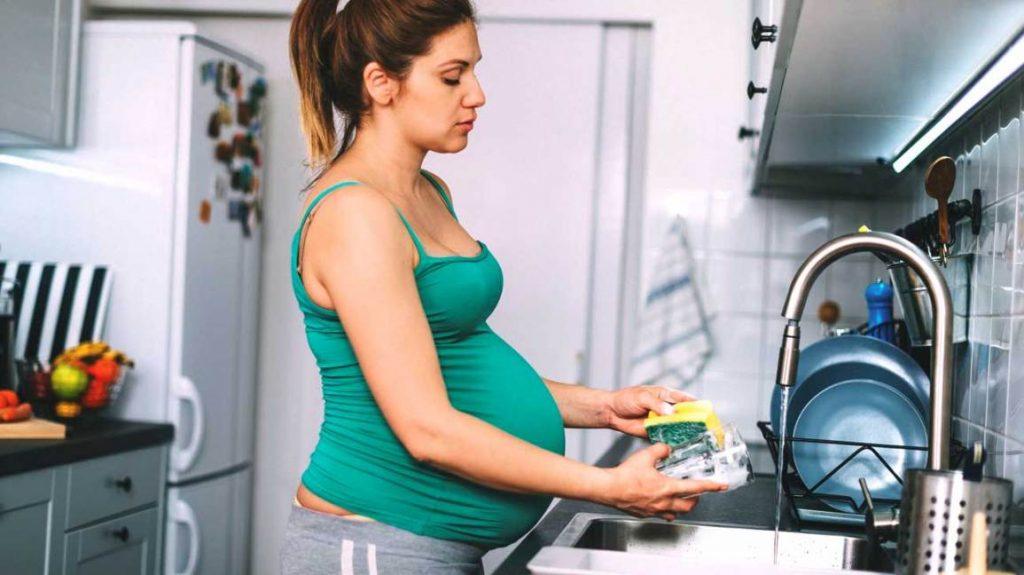 Кожа во время беременности