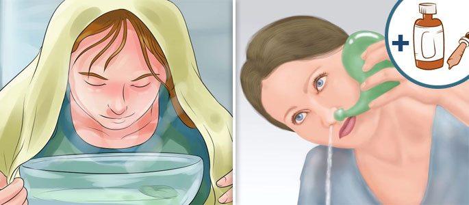 ингаляции с солью