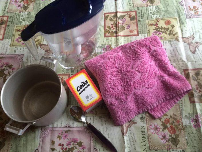 ингаляции с содой в домашних условиях